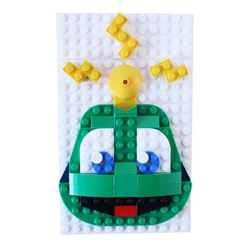 Signal the Frog® Brick Sketch Set