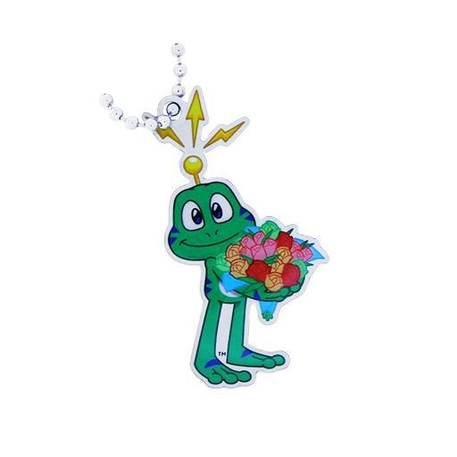 Signal the Frog® and a Bouquet Travel Tag